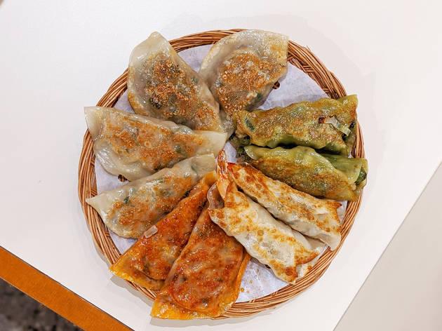 Gorge on dumplings at the new Chang Hwa Dang, one of Korea's biggest mandu chains