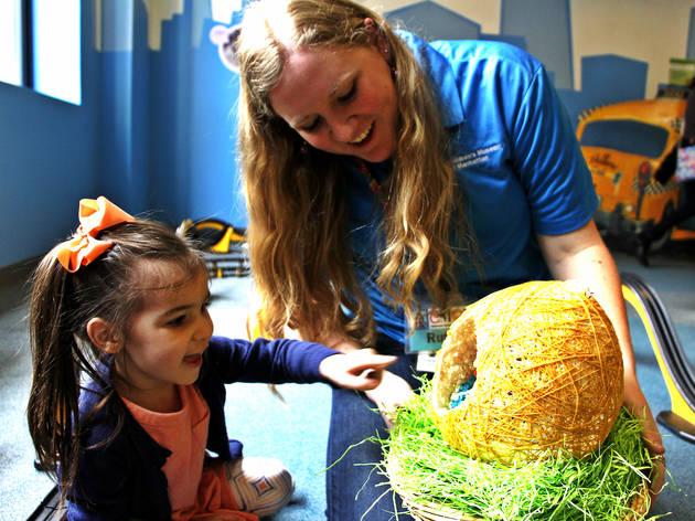 Annual Easter Scavenger Hunt at the Children's Museum of Manhattan