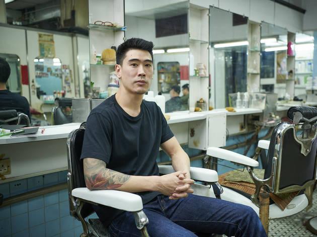 Kelvin Yu old meets new barber 2020-3-10SE