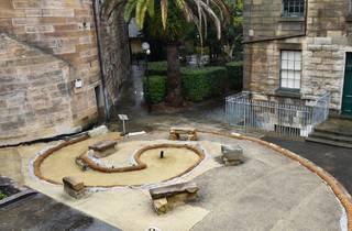 Building Andrew Rewald's Alchemy Garden