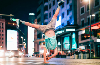 Aprende Break Dance en X-Madrid