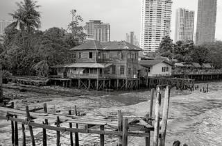 Vanishing Bangkok