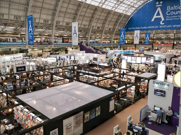 London Book Fair (original date March 10-12)