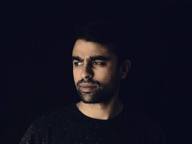 Noite, Música, DJ, Khalil Suleman
