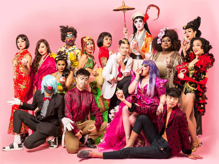 And What? Queer Arts Festival (cancelled)