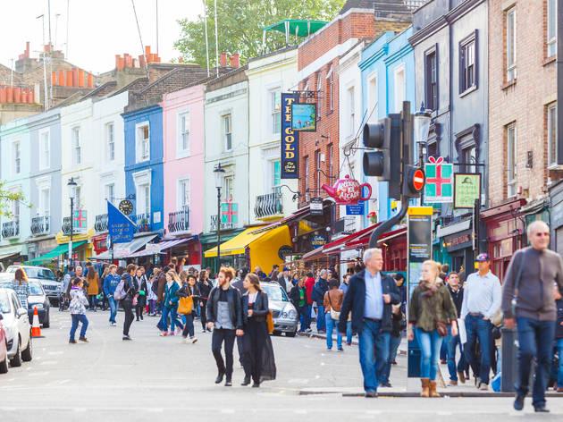 Nottin Hill Portobello Market