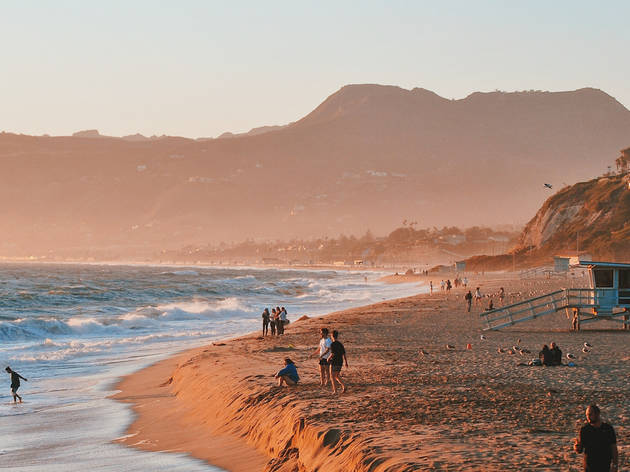 11 Best Beaches In Los Angeles To Surf