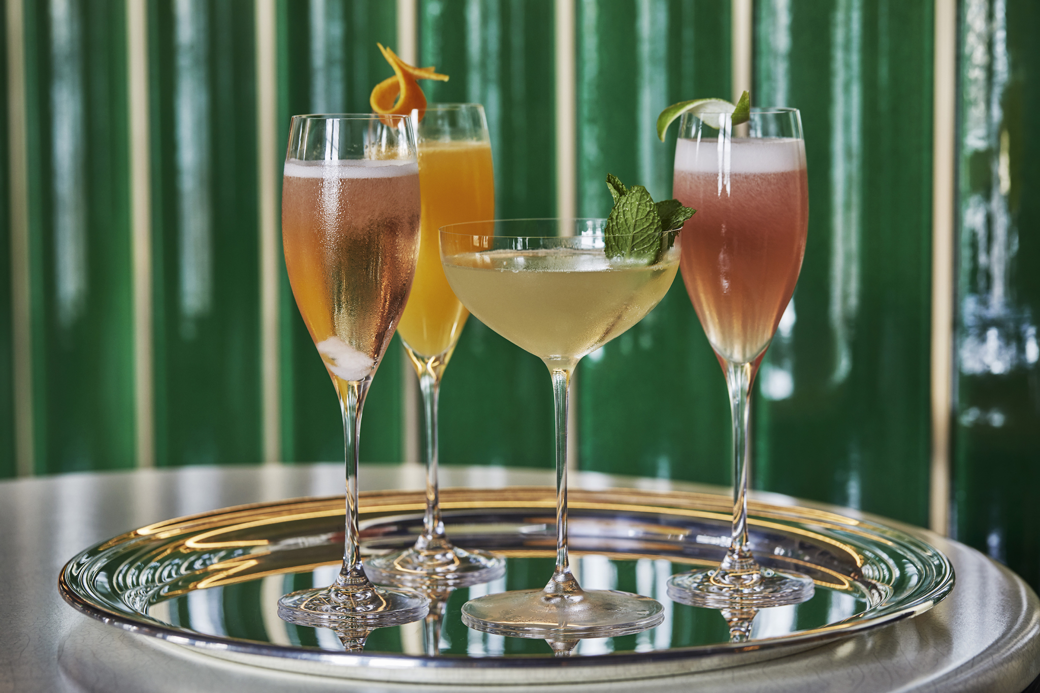 Le Sirenuse Champagne Bar