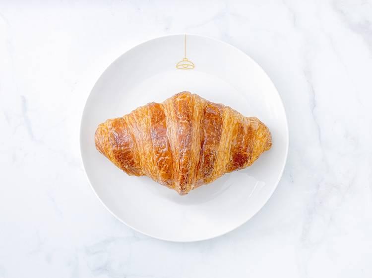 Best croissants in Hong Kong
