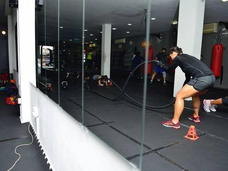 Spartans Boxing Club (Joo Chiat)