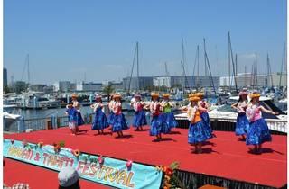 東京夢の島マリーナ ハワイ&タヒチ フェスティバル