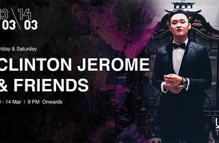 Clinton Jerome & Friends