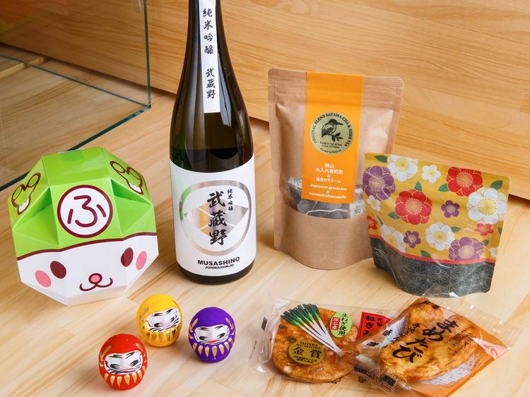 10 best spots for souvenir shopping in Saitama