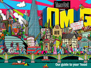 Omnicom Media Group UK Welcomes PHD & OMD UK to Bankside with Special Edition of Time Out London