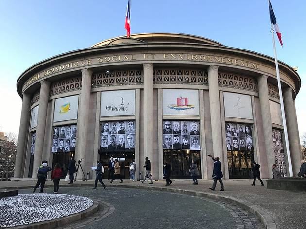 Palais d'Iéna JR
