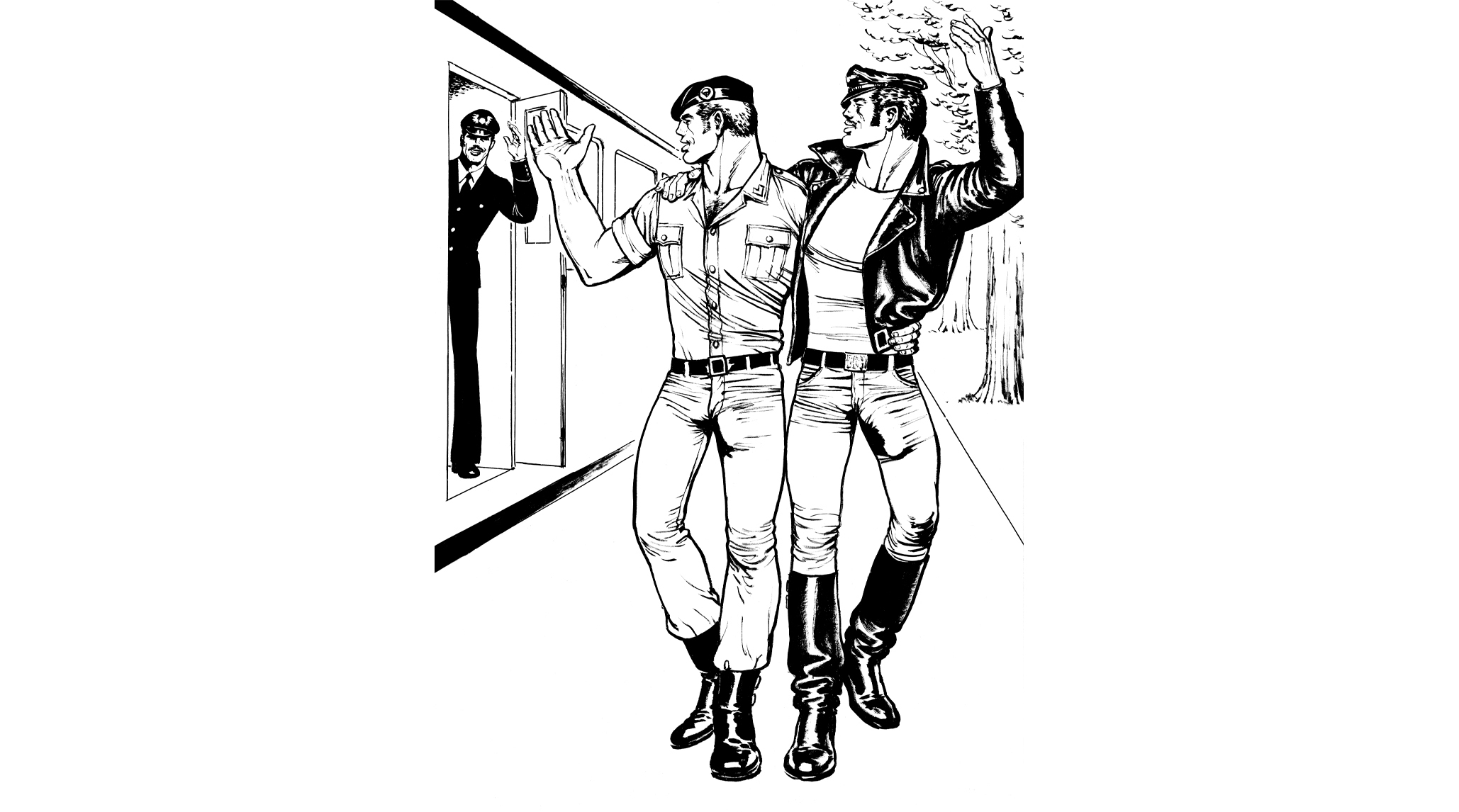 Tom of Finland: Love and Liberation