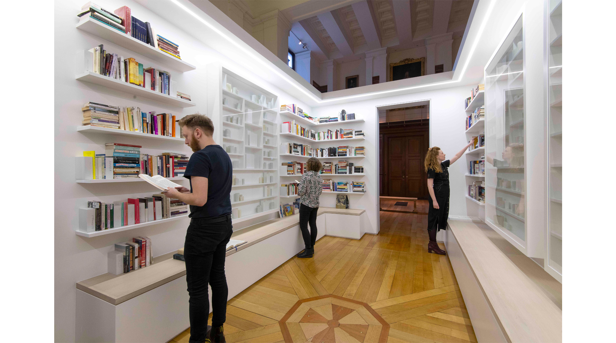 Edmund de Waal: Library of Exile
