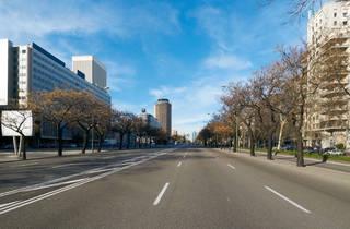 Madrid vacío