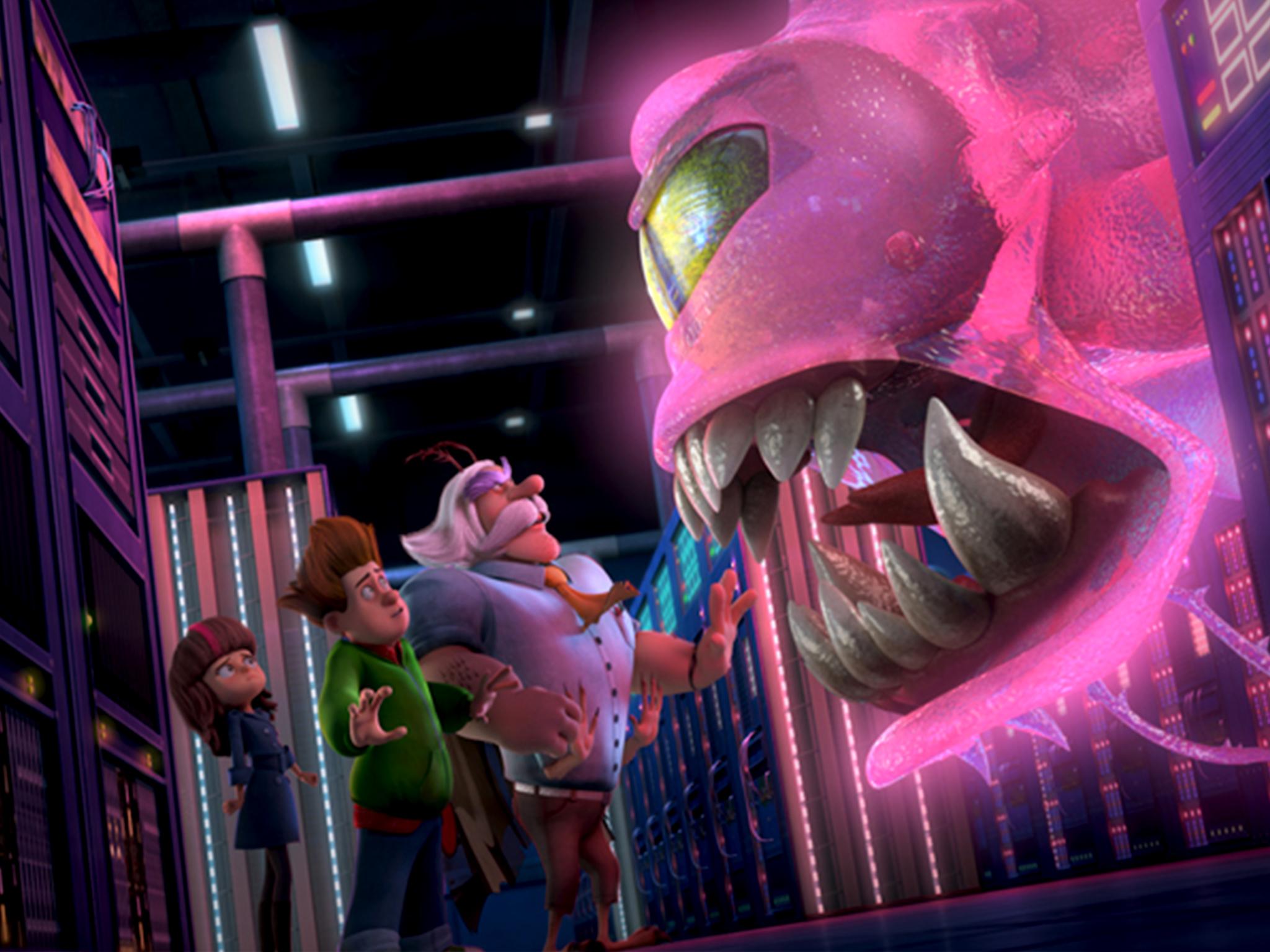 Academia Cranston - Cenas Monstruosas! (2020)