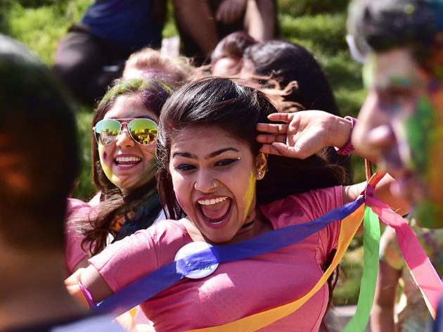 Holi Colour Dance Festival