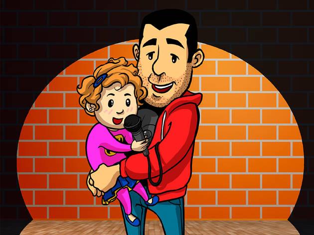 Pai em Pânico por Hugo Rosa