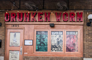 Drunken Worm bar