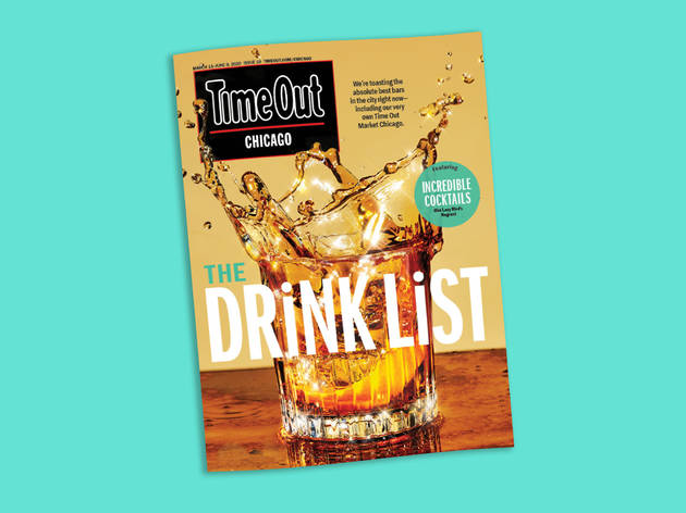 Snag a free copy of Time Out Chicago's spring magazine, out now!