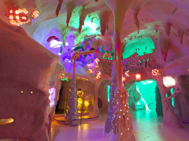 Meow Wolf House Of Eternal Return Attractions In Santa Fe