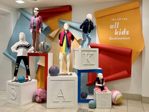 Saks Fifth Avenue just opened its first-ever kids' floor