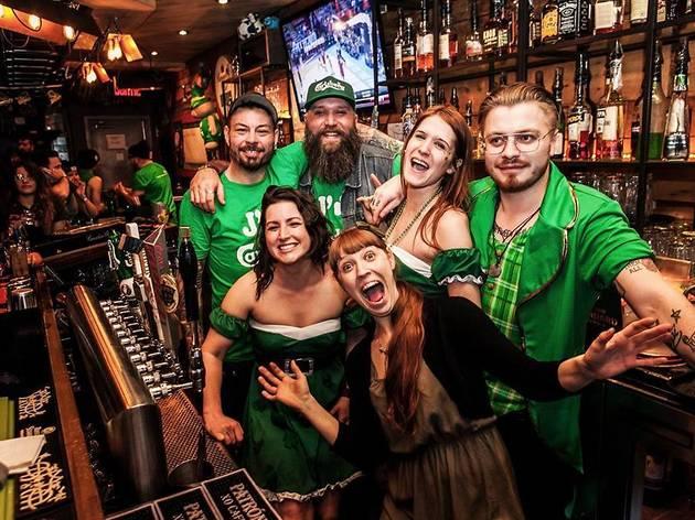 Taverne Les Torchés - Saint Patrick