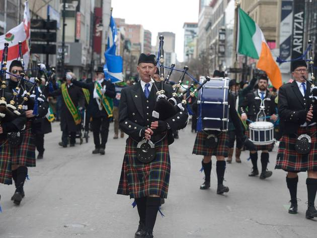 St Patricks Day Parade 2019