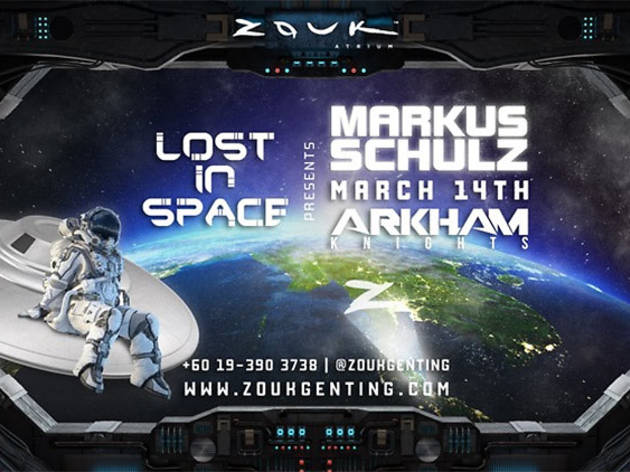 Lost in Space Presents: Markus Schulz & Arkham Knights