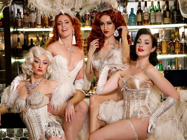 Where to see Burlesque in Sydney
