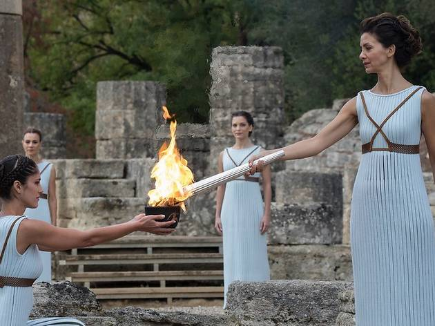 Watch: the Tokyo 2020 Olympic torch lighting ceremony will be live-streamed on March 12