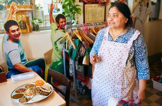 印度家庭料理レカ