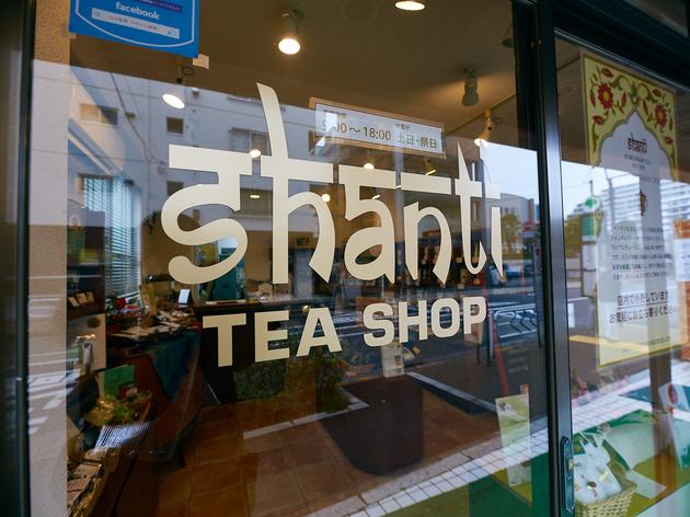シャンティ紅茶