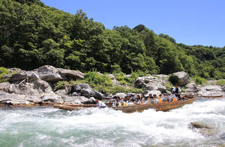 Nagatoro Rafting
