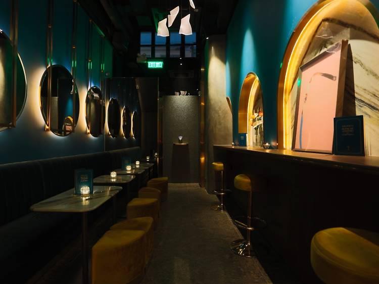 Best speakeasy-style and hidden bars in Hong Kong