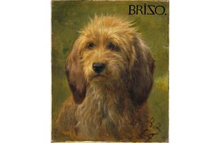 Rosa Bonheur 'Brizo, A Shepherd's Dog' (1864)
