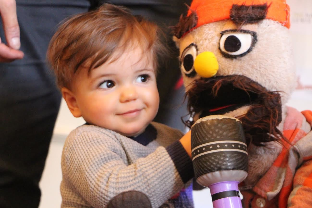 Puppet theaters in NYC