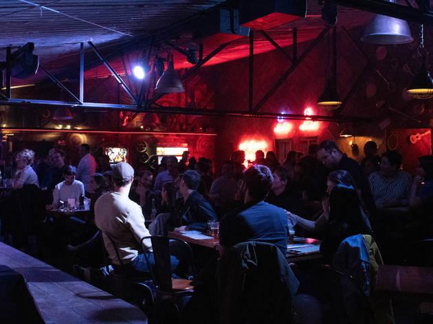 Drag Queen Bingo en Pinche Bar de Pinche Gringro, miércoles drag