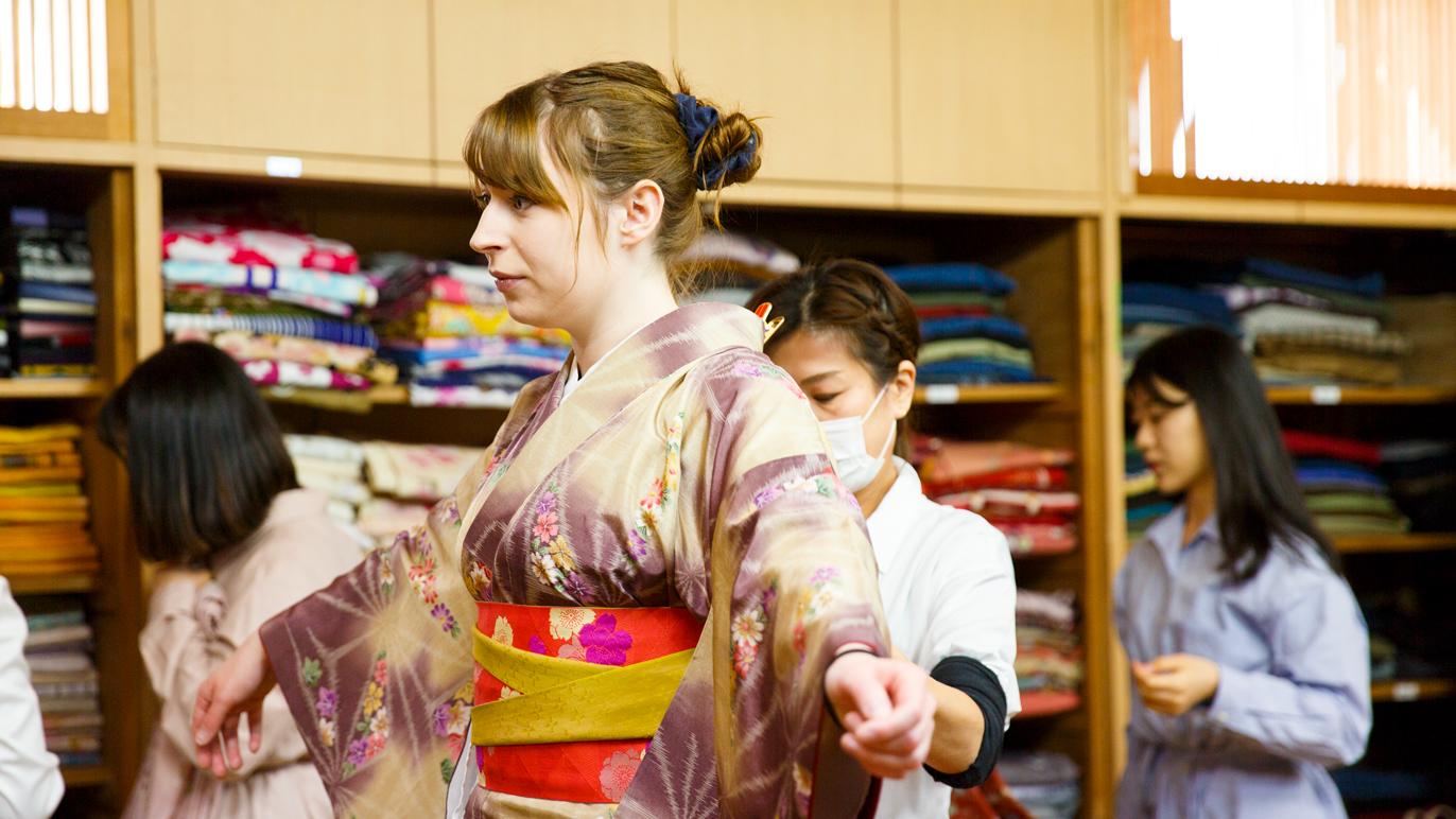 Kawagoe Kimono Rental Vivian