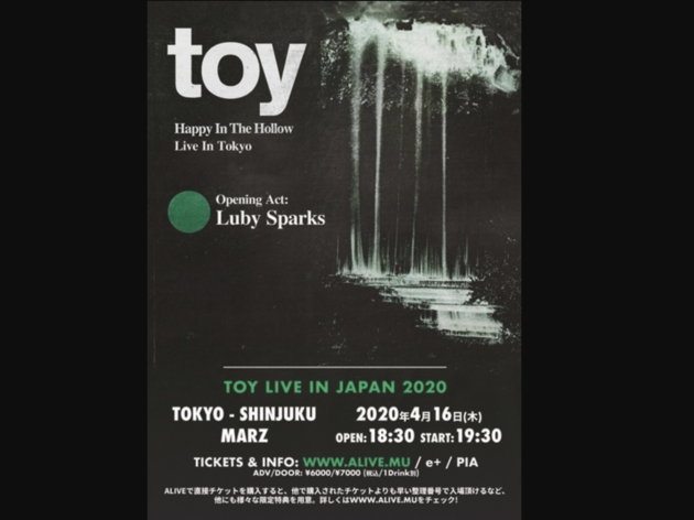 Toy – Live in Japan: Happy in the Hollow Japan Show