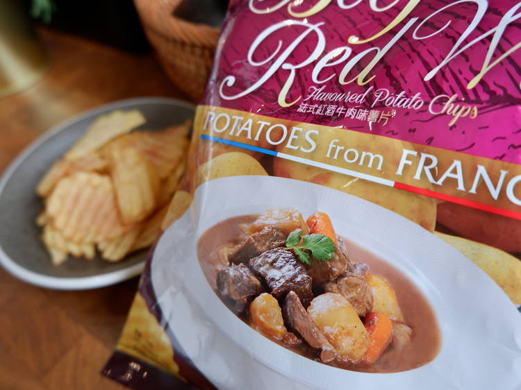 French beef in red wine