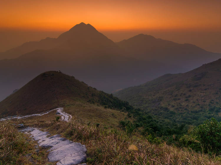 The best Hong Kong hiking trails