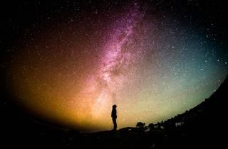 star gazing unsplash 13032020
