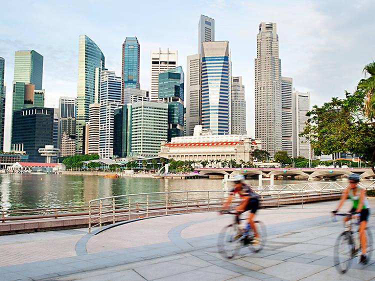 Phase 3 (Safe Singapore)