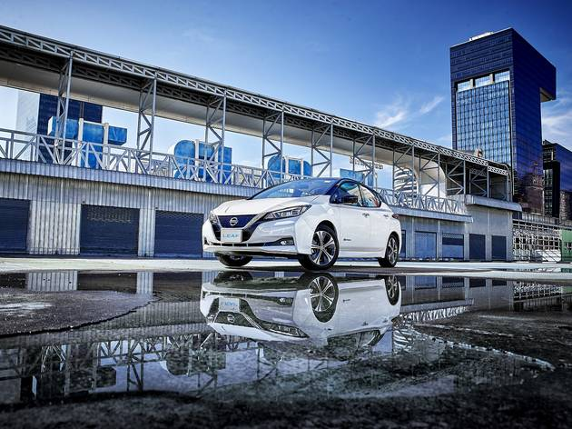Nissan Leaf is now B500,000 cheaper