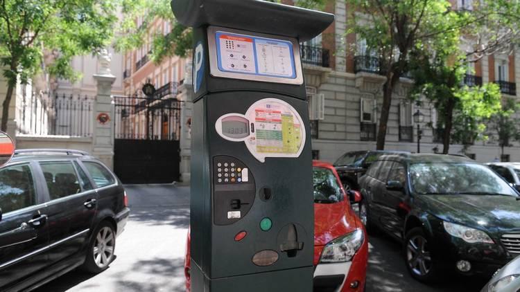 SER Estacionamiento Regulado Madrid