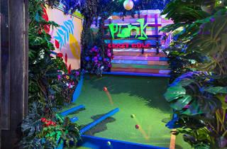 Plonk Crazy Golf Camden